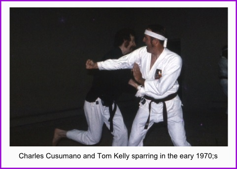 C. Cusumano and T. Kelly